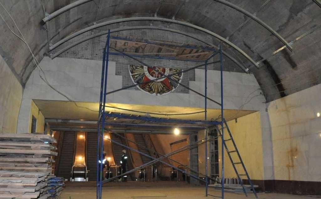 Дата открытия Фрунзенского радиуса остается неизвестной