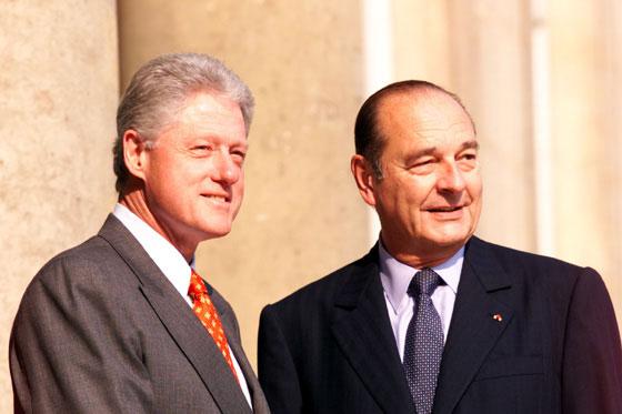 На 86 году жизни скончался экс-президент Франции Жак Ширак