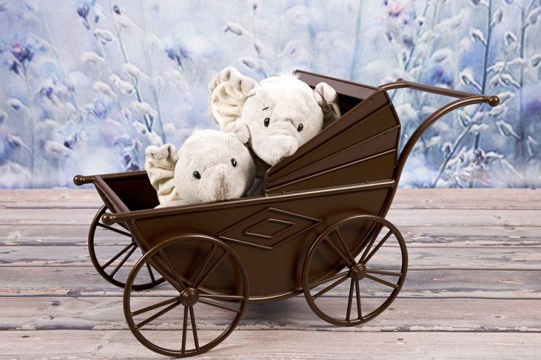 Житель Отрадного «угнал» коляску, пока мать с ребенком были у врача