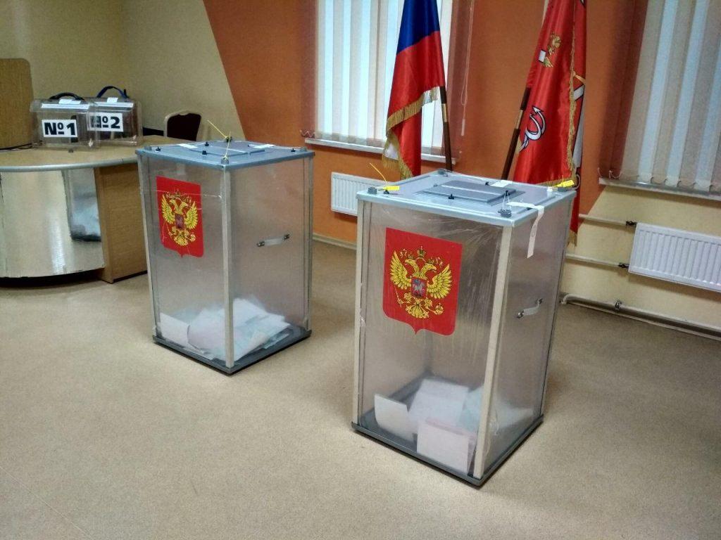 В Петербурге выбирают депутатов в Заксобрание и Госдуму