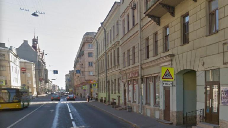 Обыск проходит в штабе Навального в Петербурге
