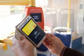 Пассажиры смогут оплатить проезд до Соснового Бора «умными» часами