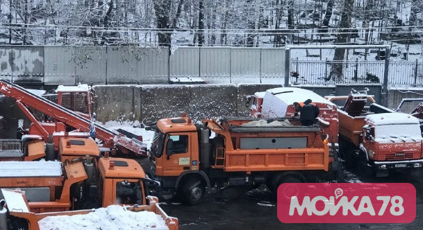 Комблаг Петербурга планирует «прощание с солью», избавятся от 87 тысяч тонн