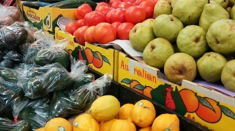 Инфографика «Мойки78»: как правильно выбрать и вымыть овощи и фрукты