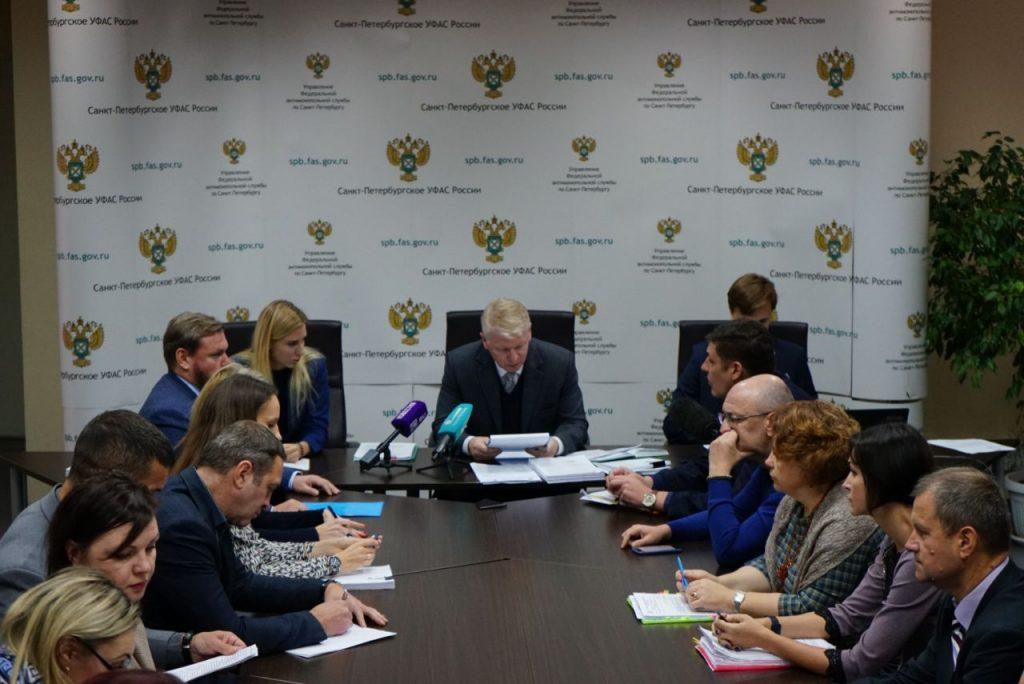 Дело о «снежном картеле» в Петербурге передадут в МВД