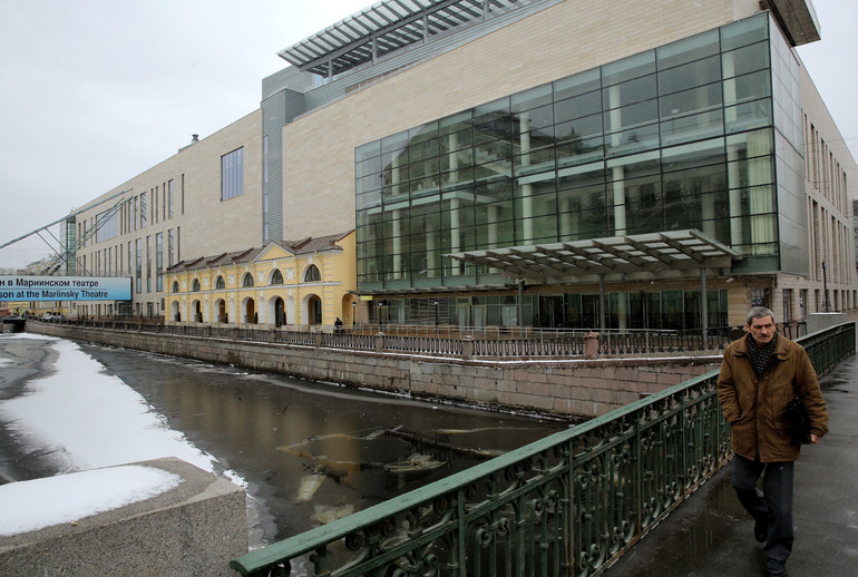 Концертный зал Мариинского театра после реконструкции откроют в мае