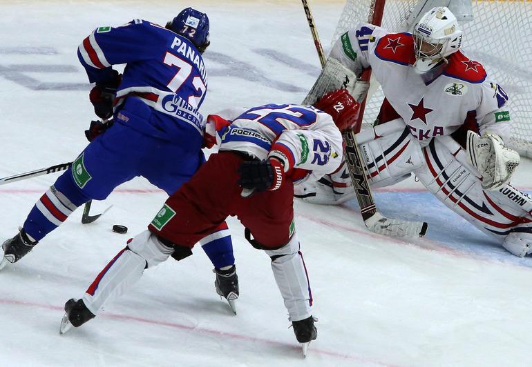 «СКА» проиграл «Авангарду» в турнире Пучкова