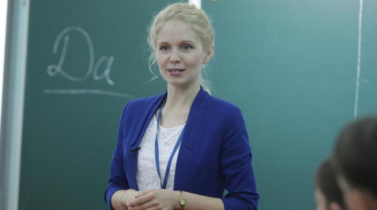 Учительница французского из Петербурга стала «учителем года»