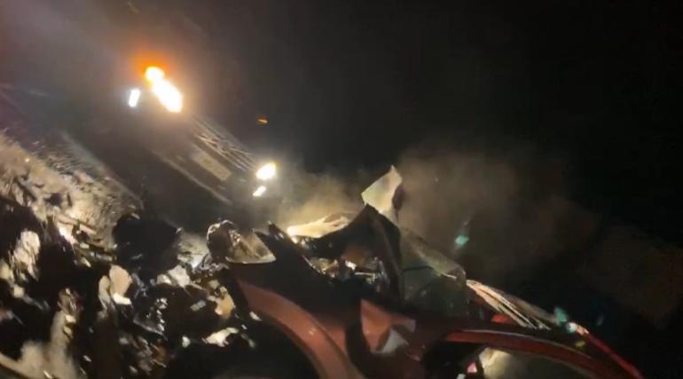 В аварии с фурой на «Скандинавии» погиб человек