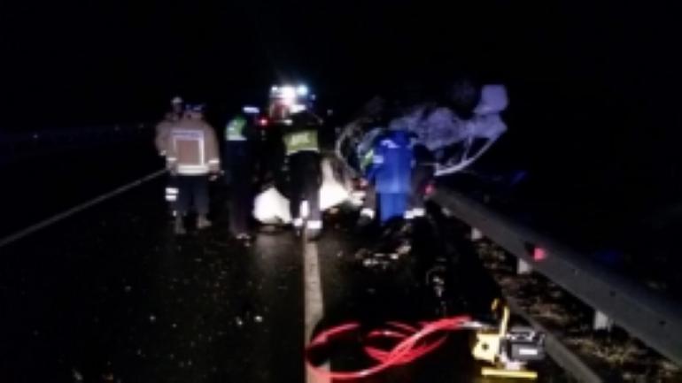 В Подмосковье пятеро, включая ребенка, погибли в ДТП с двумя машинами