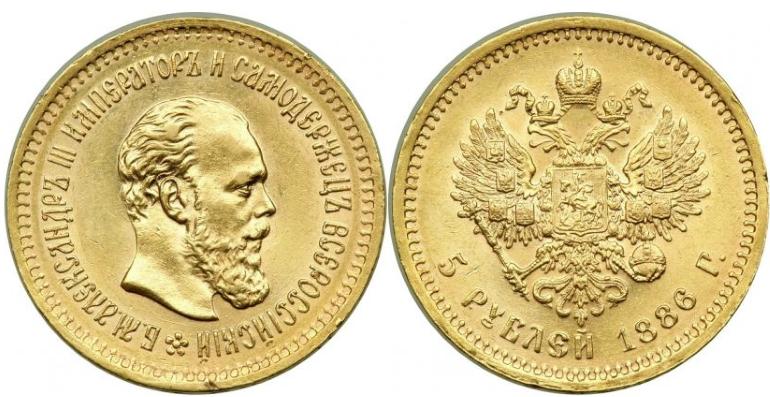 Форточники украли в Пушкине золотую монету XIX века