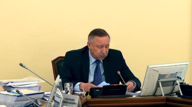 Закон о соцвыплатах и новый детсад: Беглов подвел итоги недели