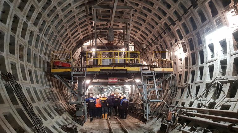 «Метрострой» подтвердил перенос сроков строительства новых станций в Петербурге