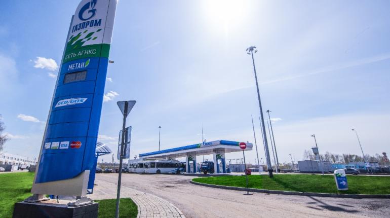 В Петербурге к 2023 году построят 25 газомоторных станций
