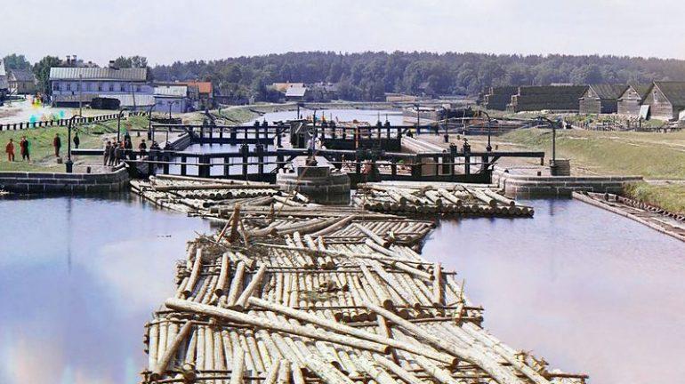День в истории Петербурга: с чем Ладожский канал соединяет Неву