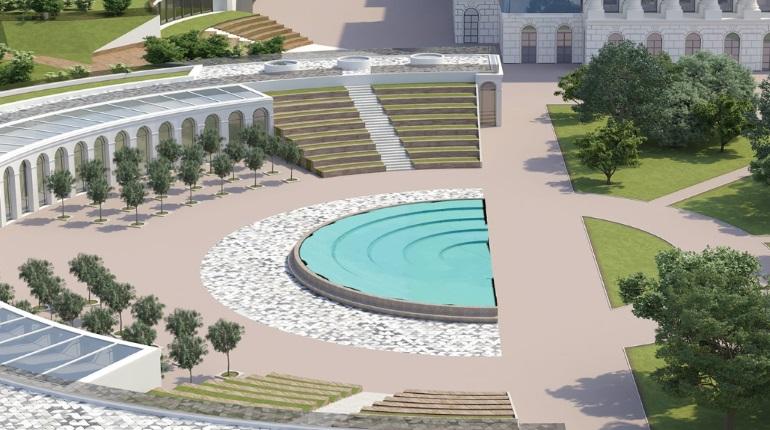 Фонтаны, каток и ботанический сад: что хотят видеть петербуржцы в арт-парке