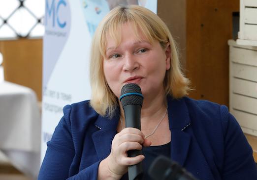 Лилия Агаркова о Неделе предпринимательства: все это похоже на пионерский лагерь