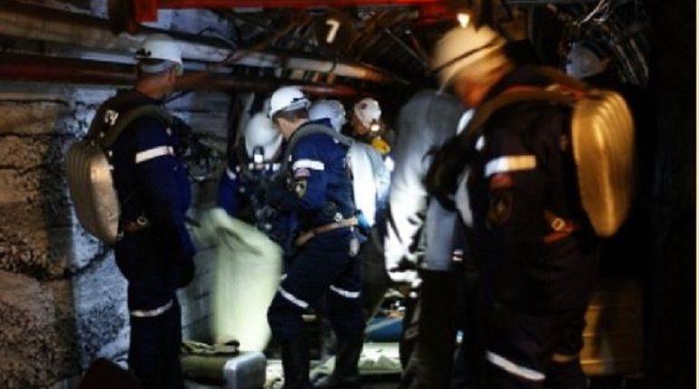 Один человек погиб при обрушении шахты в Кузбассе