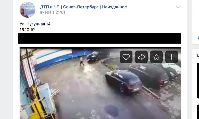 Директор автоцентра на Porsche сбил петербурженку и протащил ее под капотом
