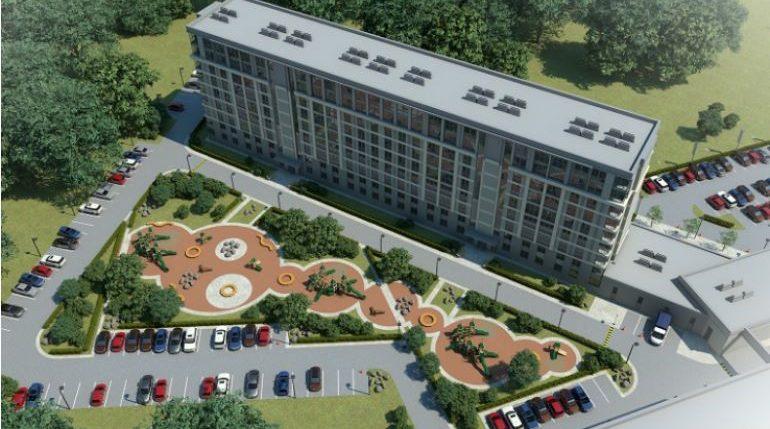 В Гатчине построят жильё для бюджетников и льготников