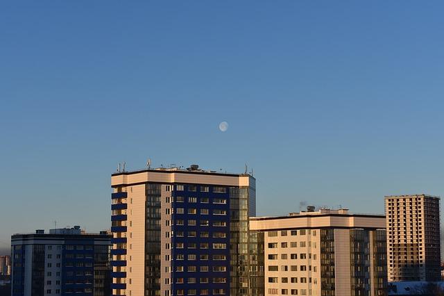 В Петербурге в ноябре ввели в эксплуатацию полмиллиона «квадратов» жилья