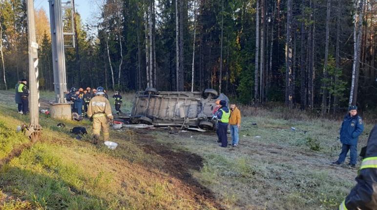 Возбуждено дело о ДТП с автобусом в Финляндию — без подозреваемых