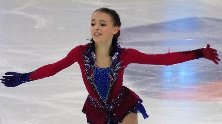 Фигуристка Щербакова лидирует наКубке Российской Федерации  после короткой программы