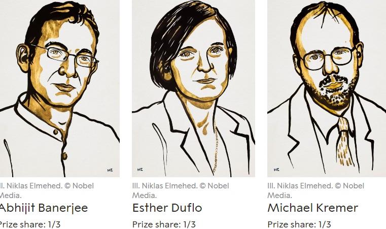 Лауреаты Нобелевской премии по экономике знают, как победить бедность