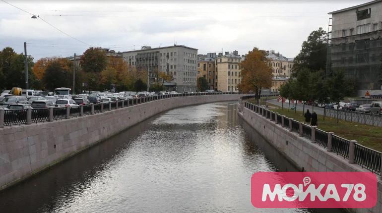 Набережная реки Карповки. Фото: Мойка78