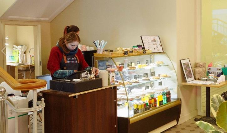 Кофейни Stories перестали существовать — сеть в Петербурге закрылась