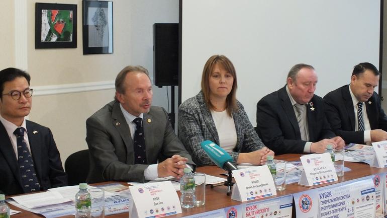В Петербурге стартовал «Кубок Балтийского моря»