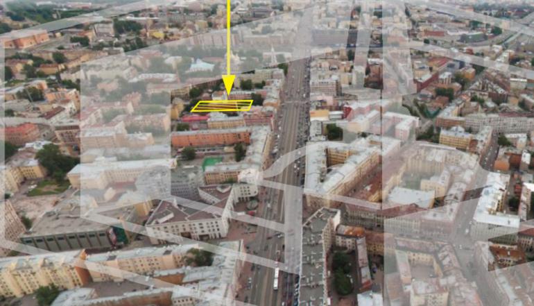 Фонд имущества ищет покупателя земли на Лиговском за 40 млн