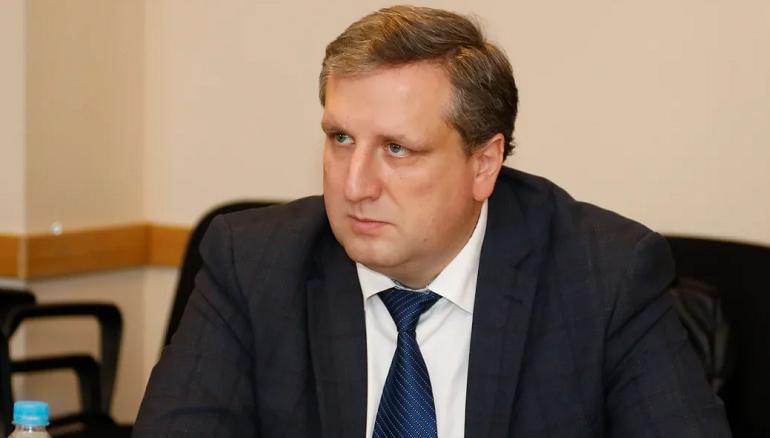 Беглов выдвинул Максима Мейксина на пост вице-губернатора Петербурга