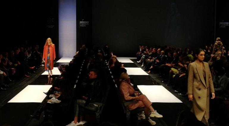 Первый день St. Petersburg Fashion Week открыл показ петербургского бренда