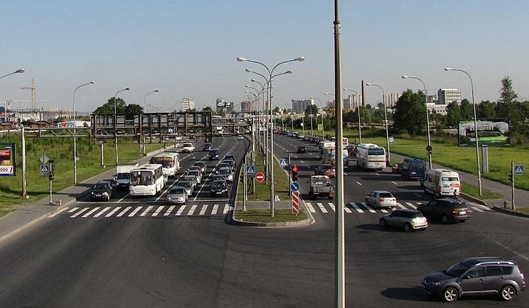 Смольный вложит 19 миллионов рублей в первый этап развязки на Витебском проспекте