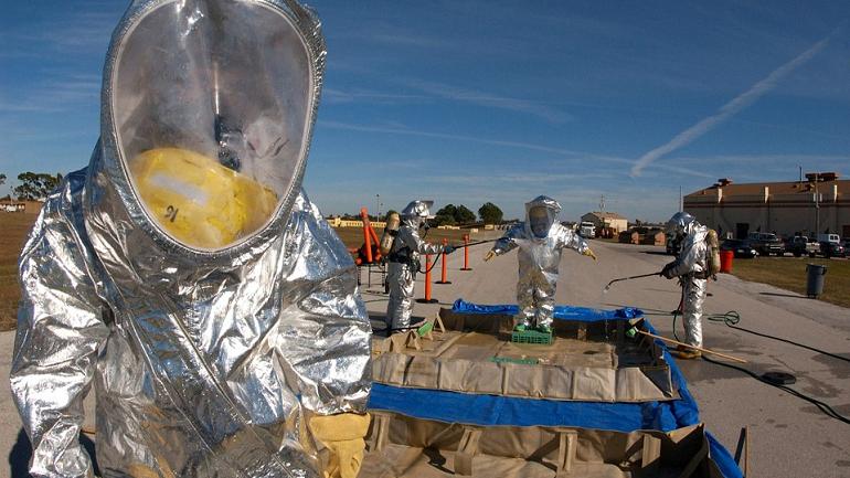 В Ленобласти введен режим повышенной готовности из-за радиационной угрозы