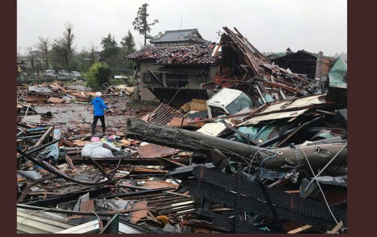 Япония выделит $6,5 млн из резерва бюджета для восстановления после тайфуна