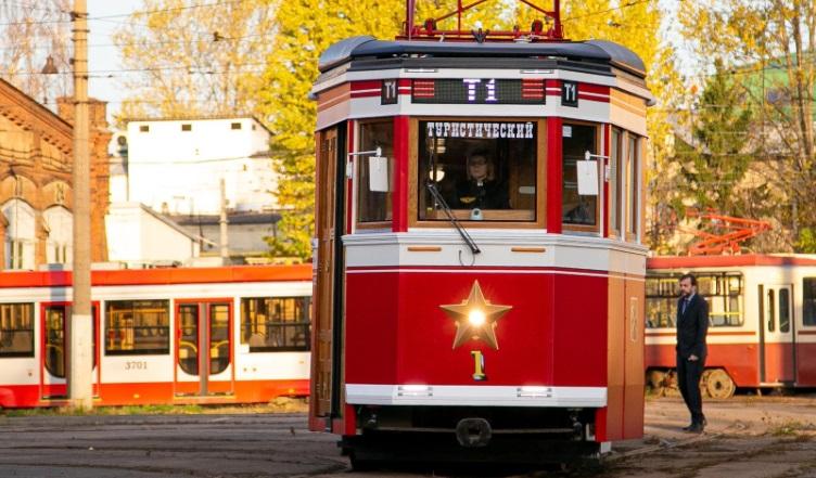 Ретро-трамвай «Американка» может стать туристическим брендом Петербурга