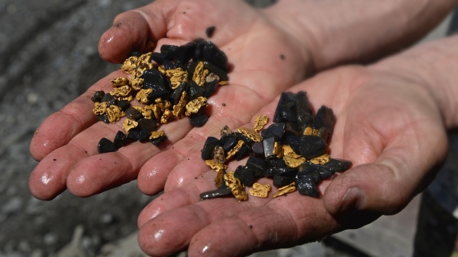 На Колыме добыли рекордное количество золота
