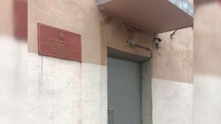 В Выборге задержали подозреваемых в поджоге здания суда