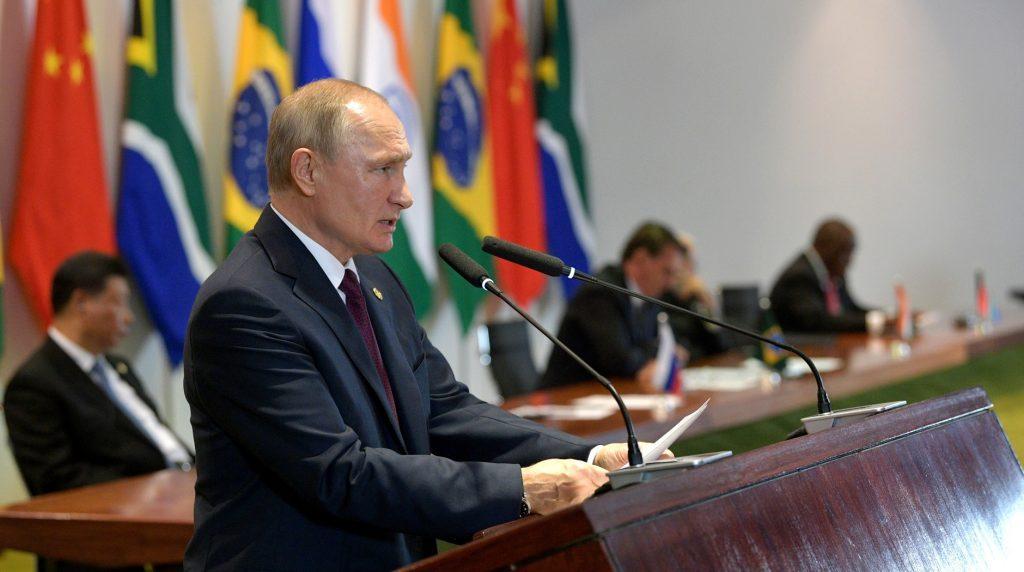 Рубль может стать валютой при расчетах между странами БРИКС