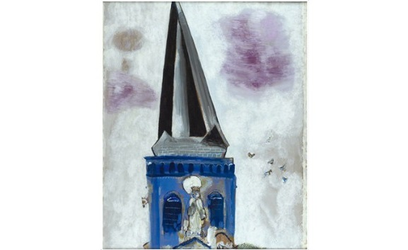 Известную картину Шагала продали на аукционе за 10 млн