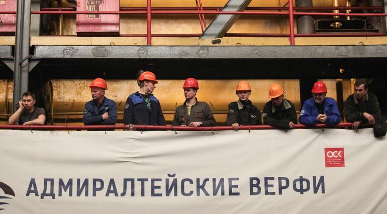 Путин, Беглов и Шойгу приняли участие в закладке «Николая Зубова»