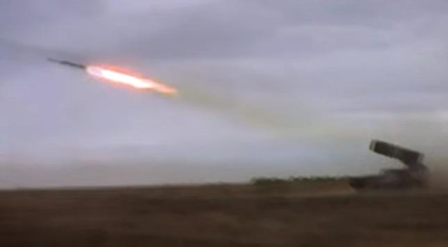 Армия России получит огнеметную систему ТОС-2