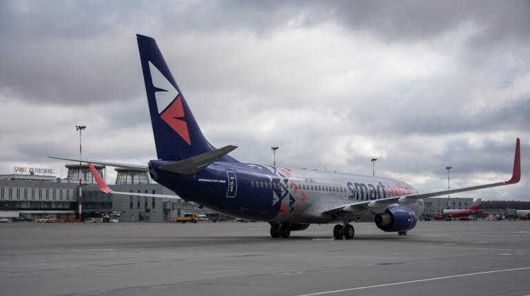 Smartavia начнет летать из Пулково в Баку