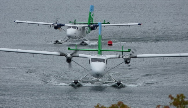 Инновационный самолет-амфибию представят в 2020 году в Петербурге