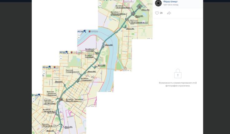 Проект Полюстровского радиуса метро Петербурга появился в Сети