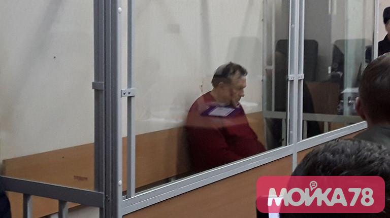 Суд Петербурга предсказуемо оставил экс-доцента Соколова под стражей
