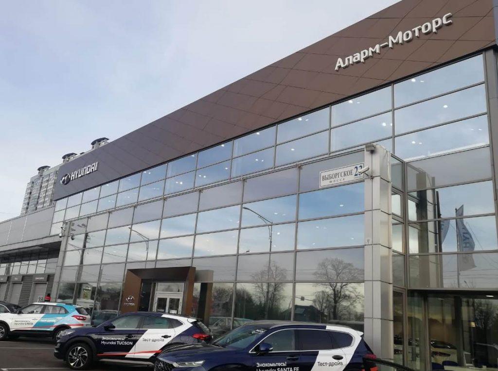 Hyundai подала ходатайство в ФАС о приобретении завода GM в Шушарах