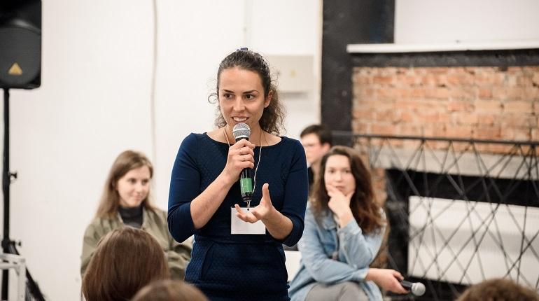Карина Ивченко — руководитель проекта «Мусора.Больше.Нет»